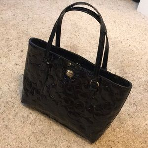 COACH | Peyton Signature C Tote Black